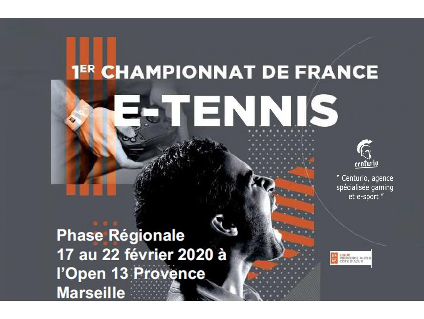 Competition E-Tennis