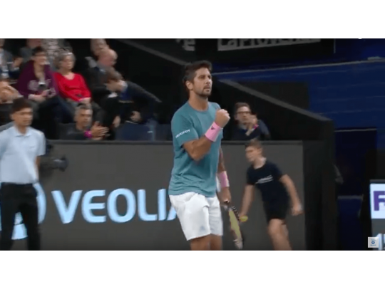 HIGHTLIGHTS VERDASCO VS GERASIMOV