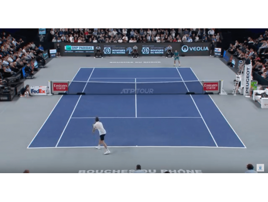 HIGHLIGHTS KUKUSHKIN VS HUMBERT