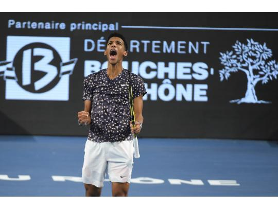 Auger-Aliassime saves M.P.'s AGAIN !!!